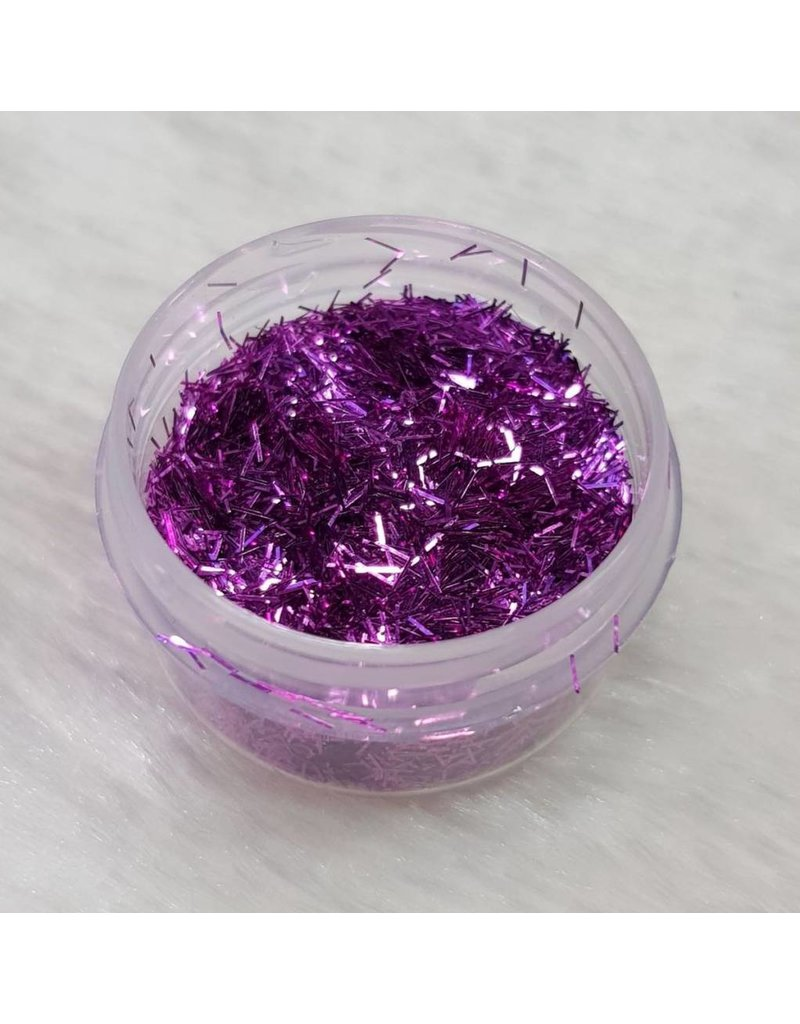 Glitterfäden 03 Lavendel