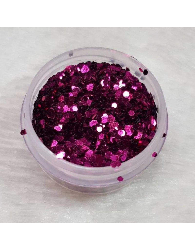MPK Nails® Glitter Pailletten klein 11 Burgunder