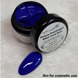 Deluxe UV-Painting Gel 5ml B962 Vivid Blue