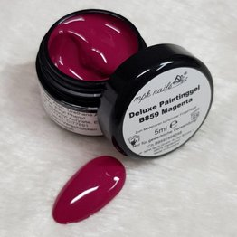Deluxe UV-Painting Gel 5ml B859 Magenta