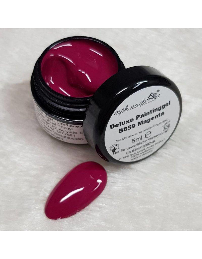 Deluxe UV-Painting Gel 5ml B859 Magenta