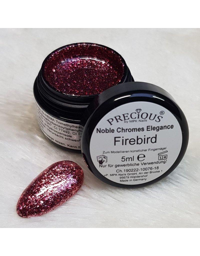 Precious by MPK Nails® Noble Chromes Elegance Firebird