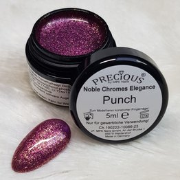 Precious by MPK Nails® Noble Chromes Elegance Punch