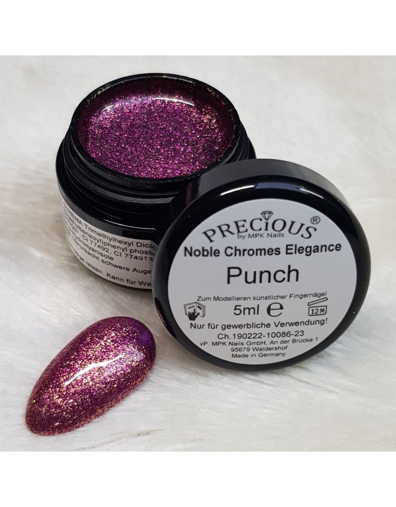 Noble Chromes Elegance Punch