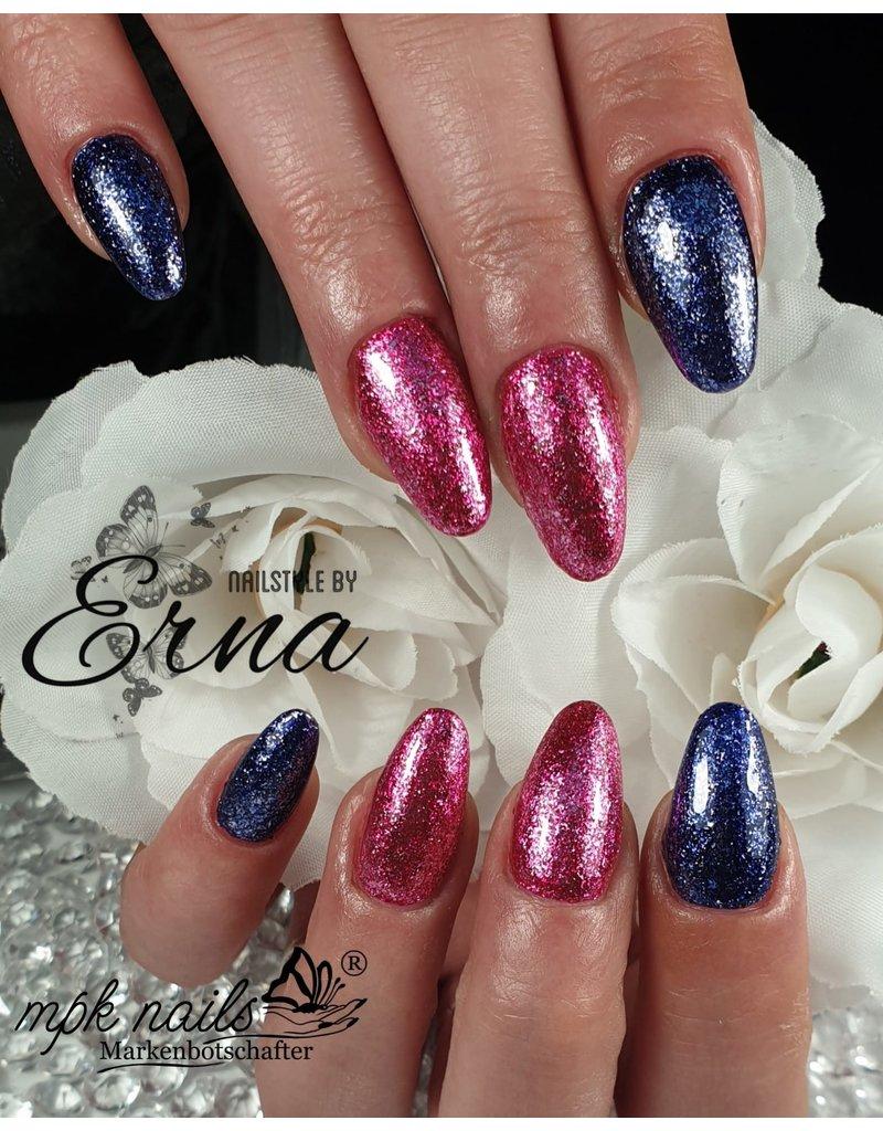 Precious by MPK Nails® Noble Chromes Elegance Hot Pink