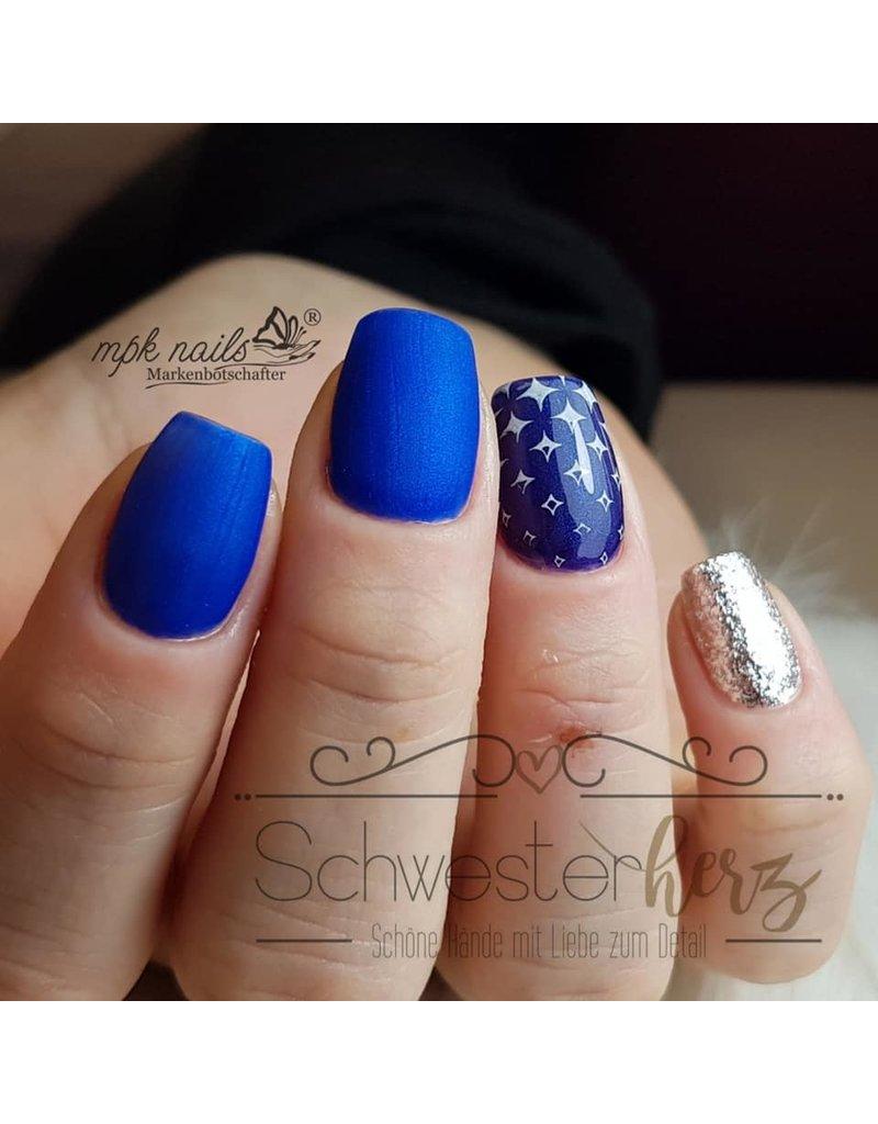 Precious by MPK Nails® Noble Chromes Elegance Silver Pearl