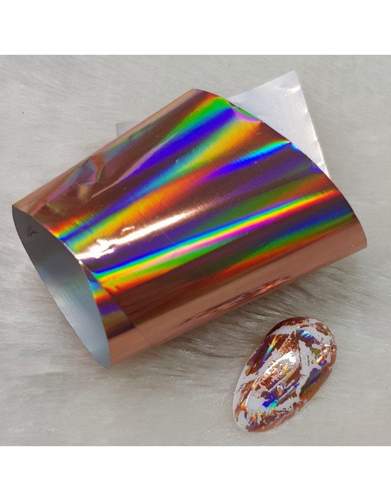 7x Nailart Transfer Folie - matt & glänzend