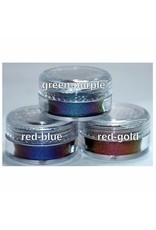 MPK Nails® FlipFlop PigmentRed Gold