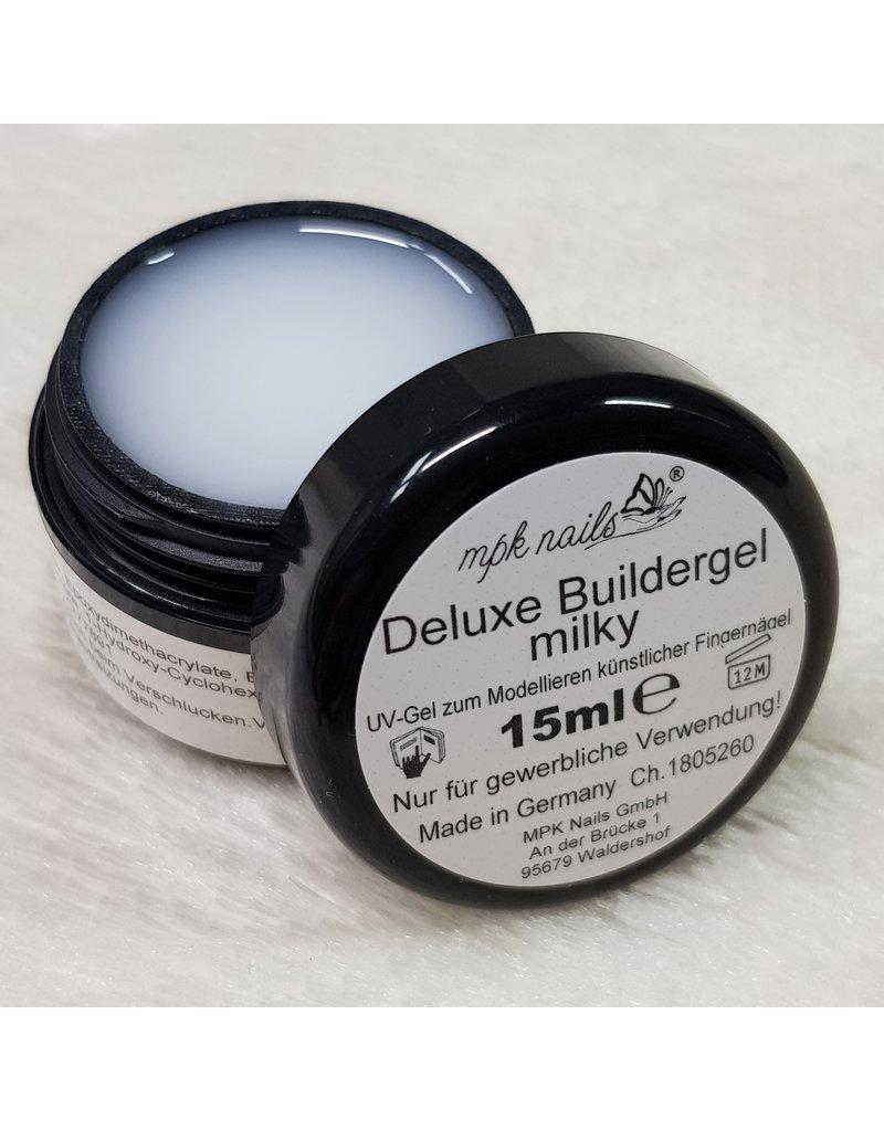 Deluxe Builder Gel Milky