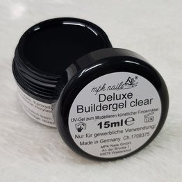 Deluxe Builder Gel Clear