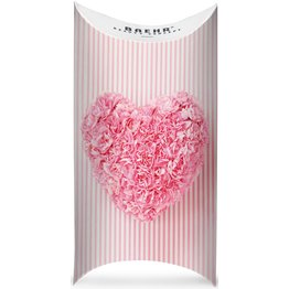 BAEHR BEAUTY CONCEPT Geschenkverpackung Herz rosa