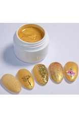 MPK Nails® Basic Farbgel 7 Golden Touch