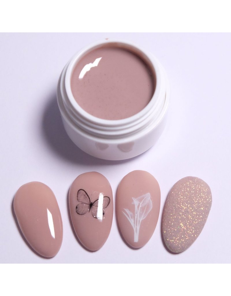 MPK Nails® Farbgel Nude-Cappuccino - Limited Edition