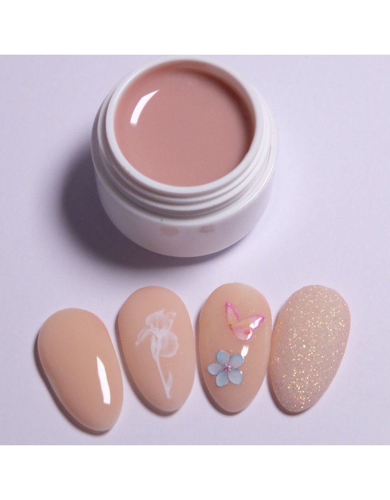 MPK Nails® Farbgel Nude-Rose - Limited Edition