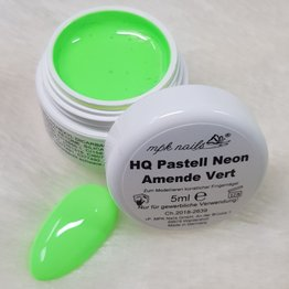 High Quality Farbgel Pastell Neon 5ml Amende Vert