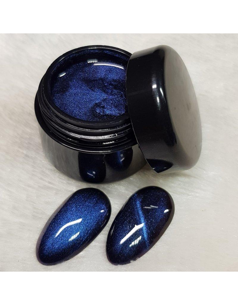 MPK Nails® Deluxe Cat Eye Farbgel 13 Blue Diamond