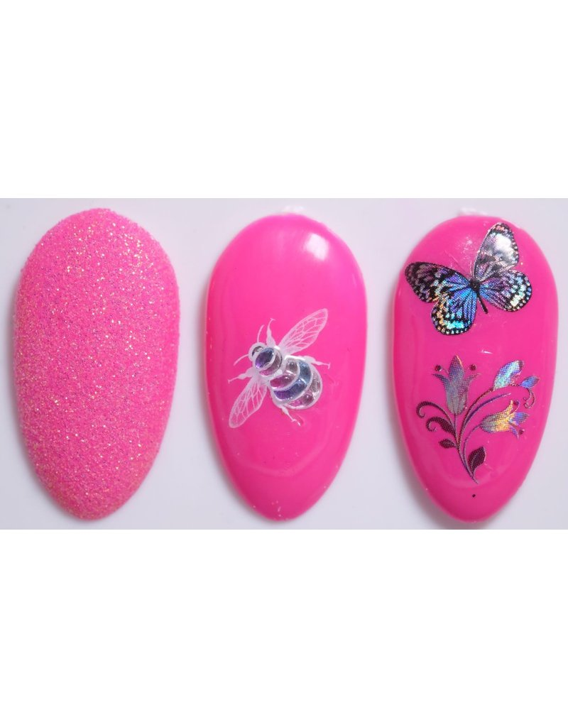 MPK Nails® Deluxe Farbgel B814 Pink Yarrow