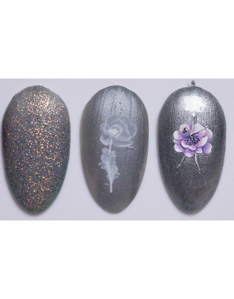 MPK Nails® High Quality Farbgel HQ-24 Silver Surfer