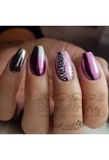MPK Nails® Finest Chrome Pigment Poison Pink