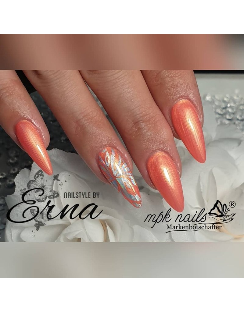 10ml Gel-Polish 58 Fire Gold