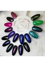 Precious by MPK Nails® 5D Cat Eye Farbgel Enigmatic Blue semi-opak