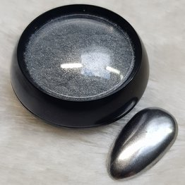Finest Chrome Pigment Shining Silver