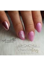 Chrome Pigment Ballet Slipper