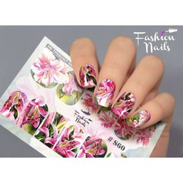 Nail Wraps Design Stretch
