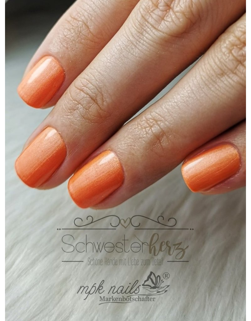 Precious by MPK Nails® Precious Farbgel Papaya Pearl