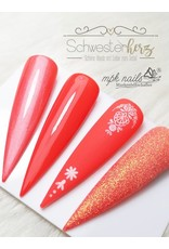 Precious by MPK Nails® Precious Farbgel Melon Pearl