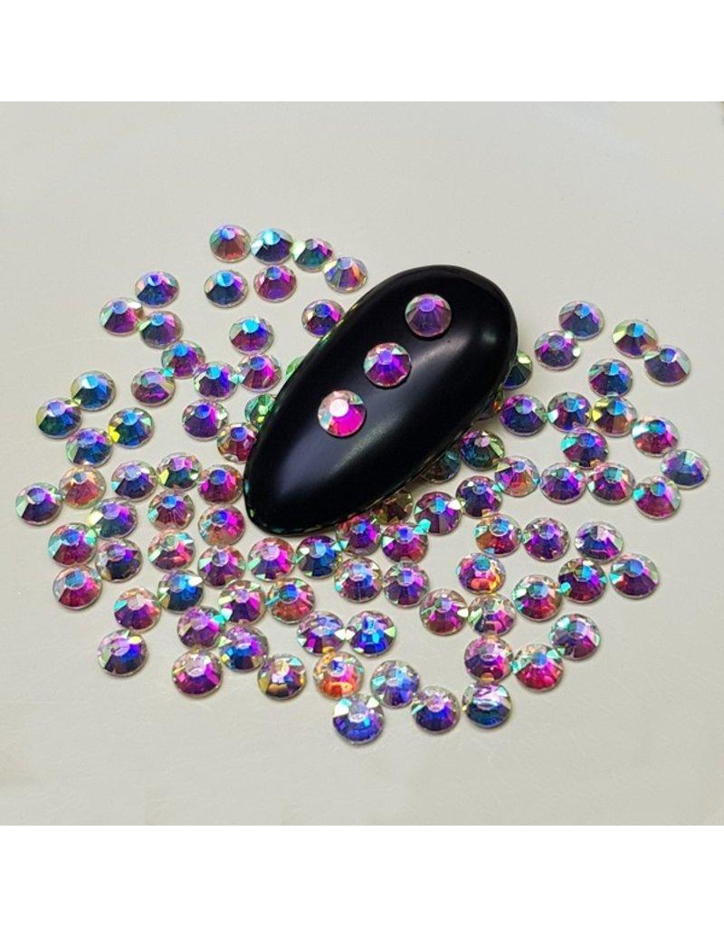 MPK Nails® 1400x Luminous Stars Strass Incredibile 2,8mm