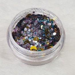 MPK Nails® Nail Art Glitter Mix #36