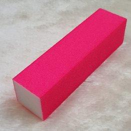 Buffer neon pink 100/100
