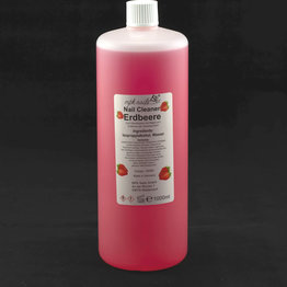 Nail Cleaner Erdbeere 1L