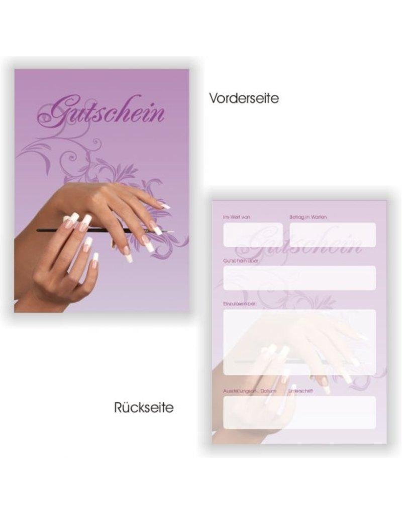 MPK Nails® 25x Gutschein GS-102