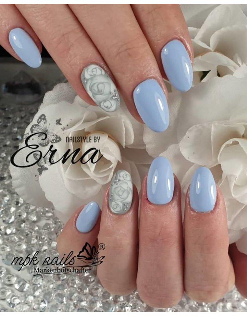Precious by MPK Nails® Precious Aqua Basegel