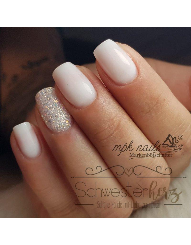 Precious Fiberglasgel French White