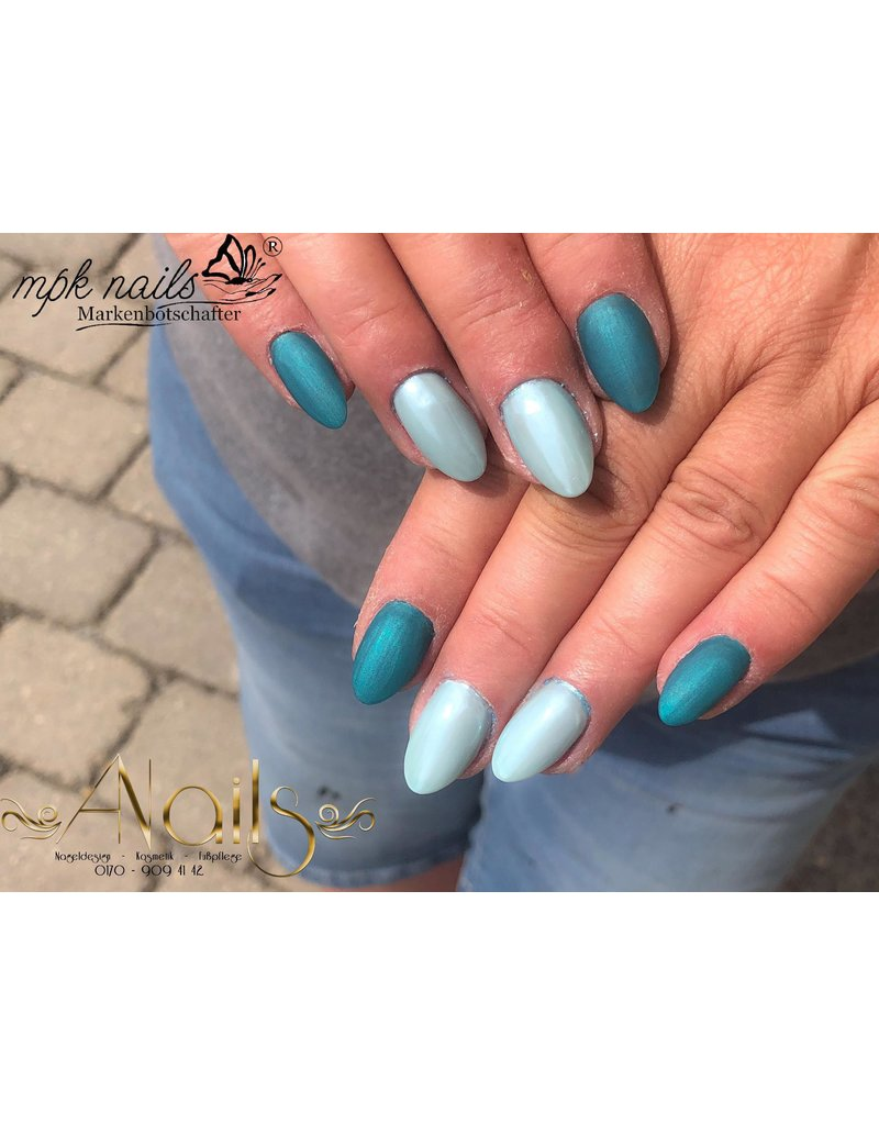 MPK Nails® Pearl Pigment Ice