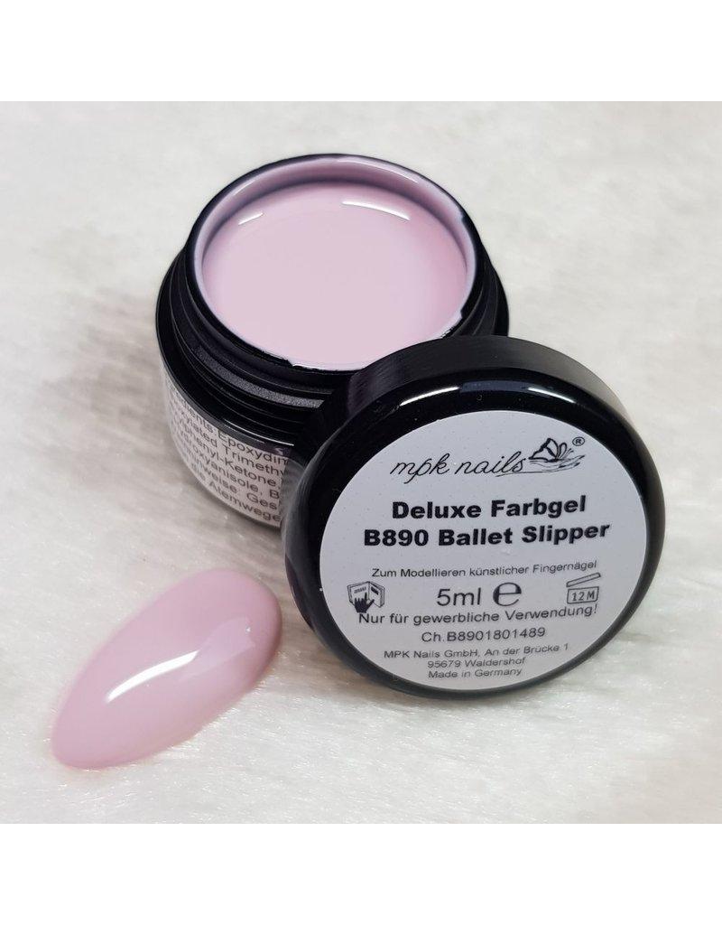 Deluxe Farbgel B890 Ballet Slipper