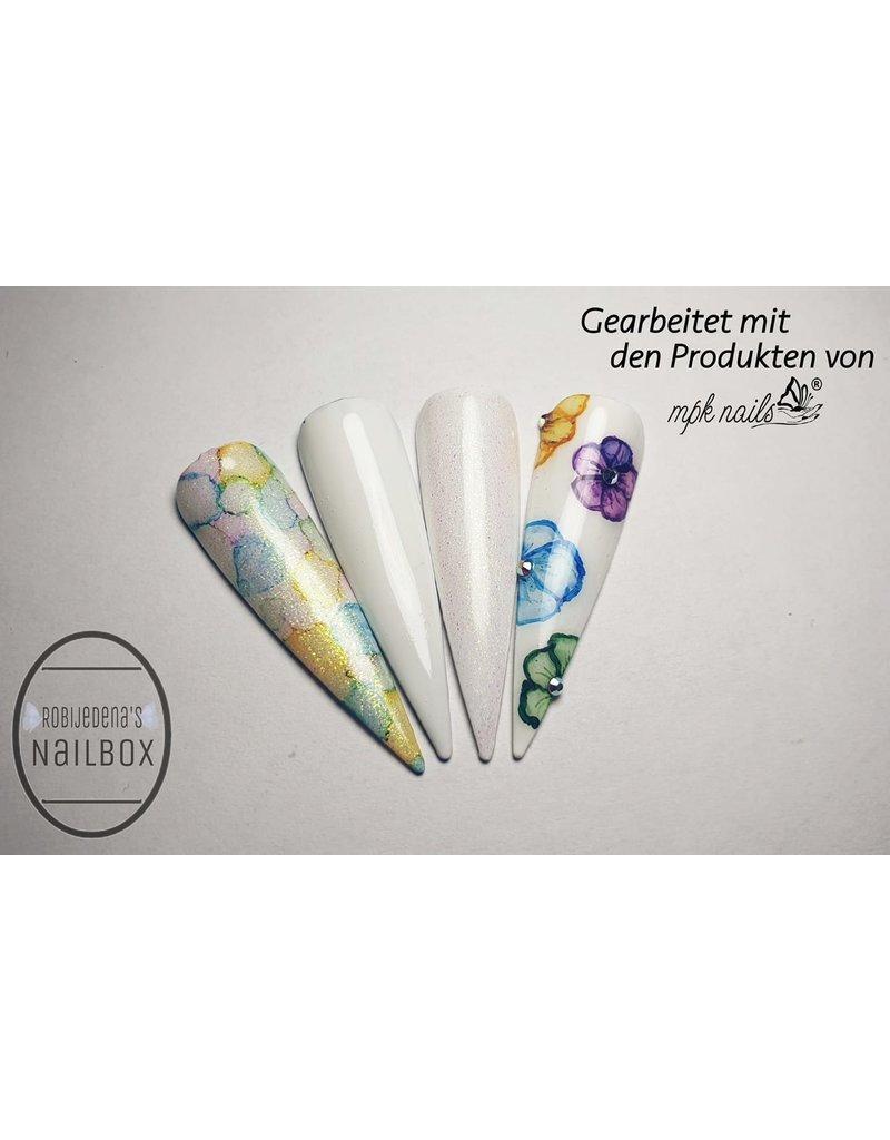 MPK Nails® Ink Nail Color Blue Sky