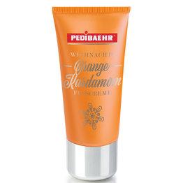 PEDIBAEHR Weihnachtsfußcreme Orange / Kardamom 30 ml