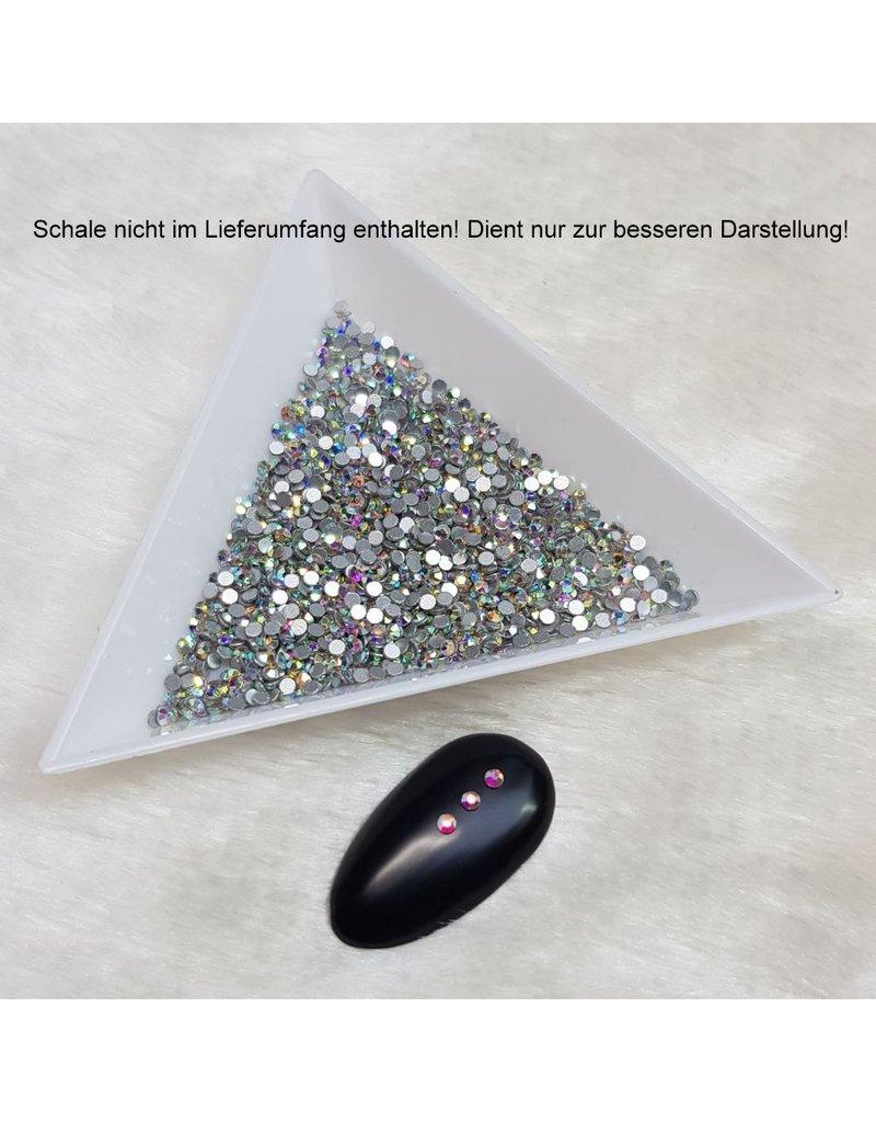 1400x Luminous Stars Strass Incredibile 1,6mm