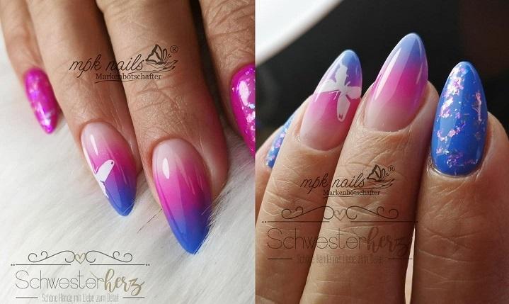 Farbenfrohes Fingerspiel mit Stamping und Co.
