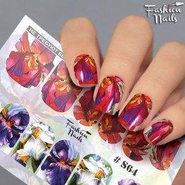 Fashion Nails Nail Wraps Design Stretch