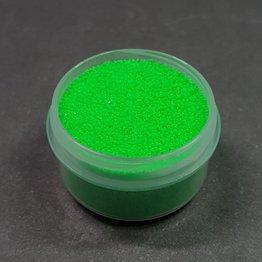 Nail Art Mini Perlen Day Glow Green