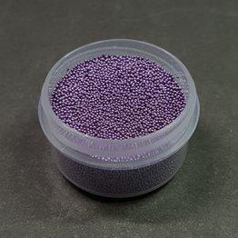 Nail Art Mini Perlen 18 Lavendel