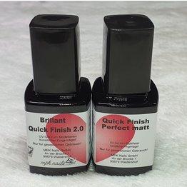 Precious by MPK Nails® Brillant meets matt - 2x 10ml im Set