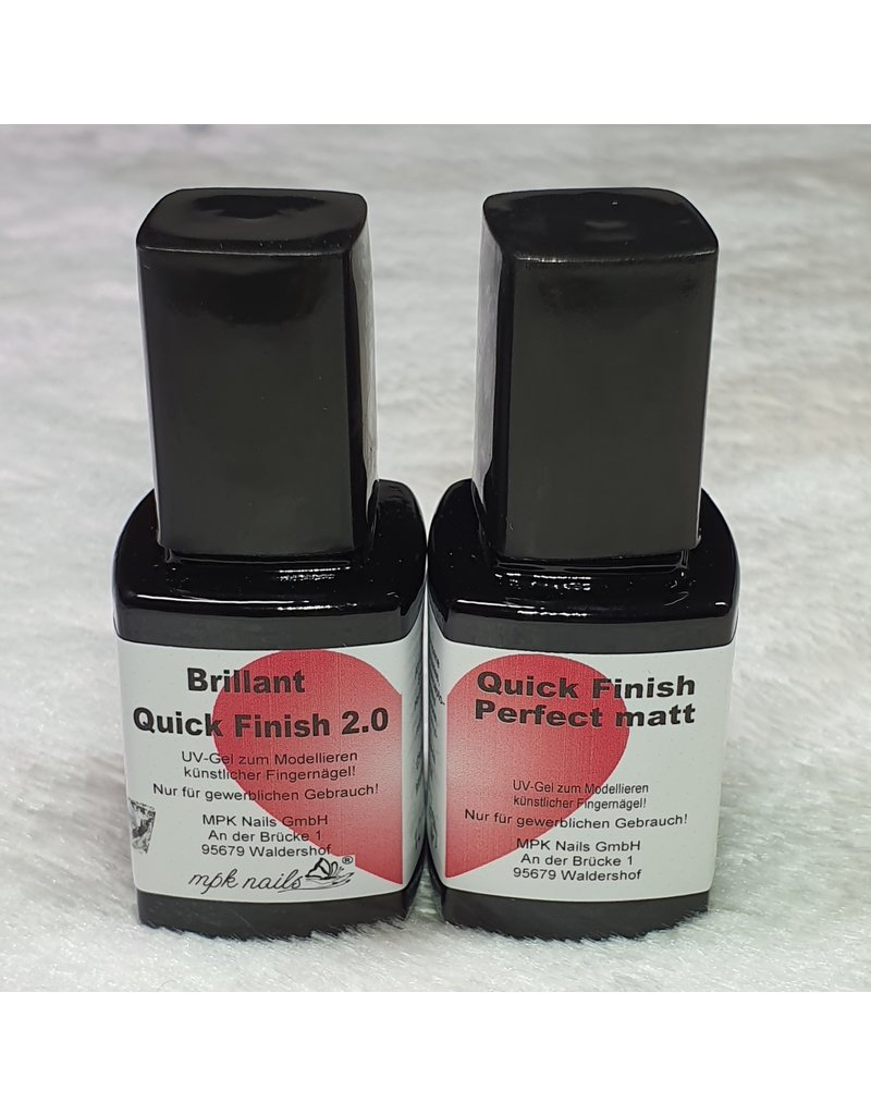 Brillant meets matt - 2x 10ml im Set