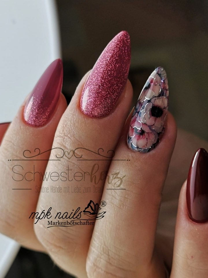 Nail Wraps ♥ schnelle Nail Art in großer Auswahl