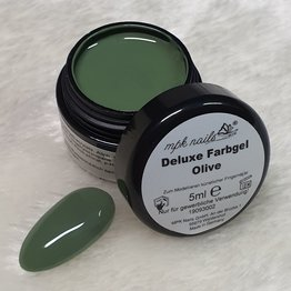 "Deluxe Farbgel ""Olive"""